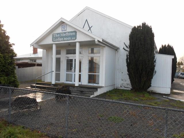 The Methven Masonic Lodge #51