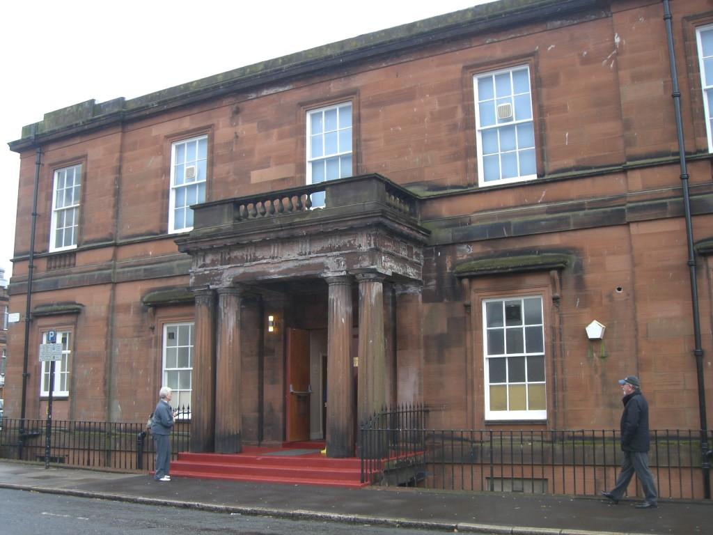 Duimfries Masonic Lodge - Ann & Bill Mcleod