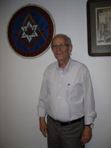 Grand Secretary Bro Victor Sarezo
