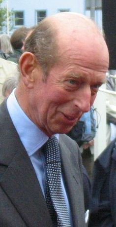 HRH The Duke of Kent GM