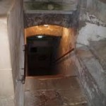 Rosslyn Stairs to Crypt