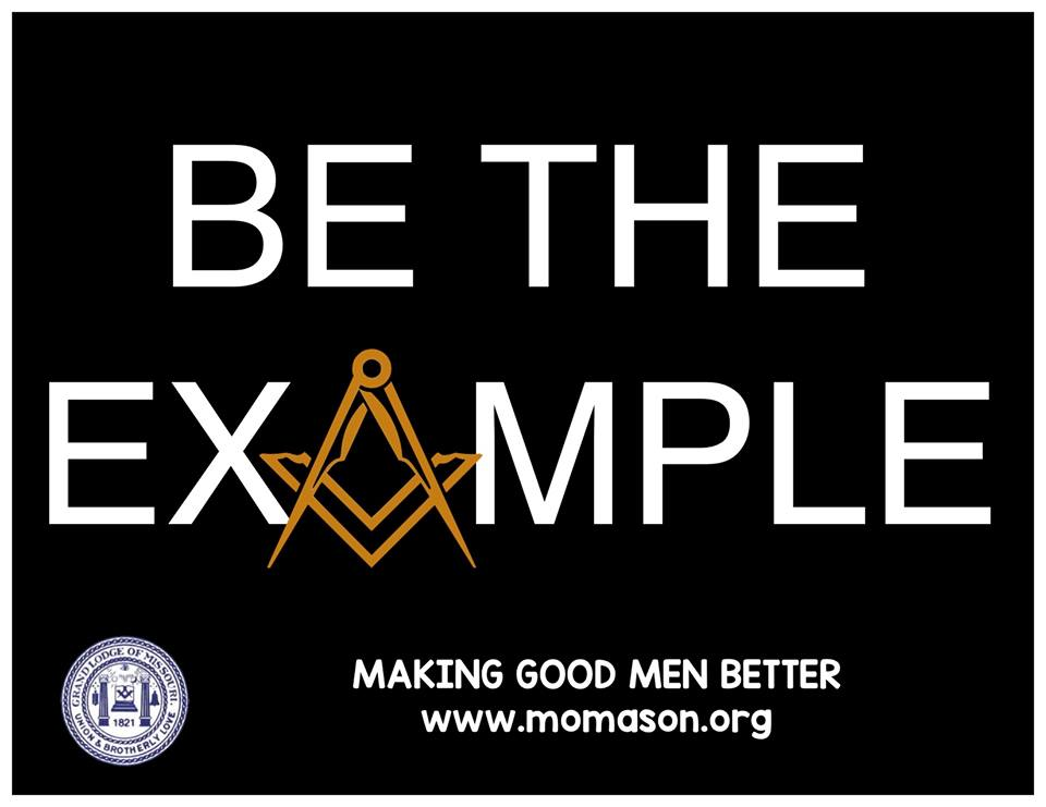 Be the Example