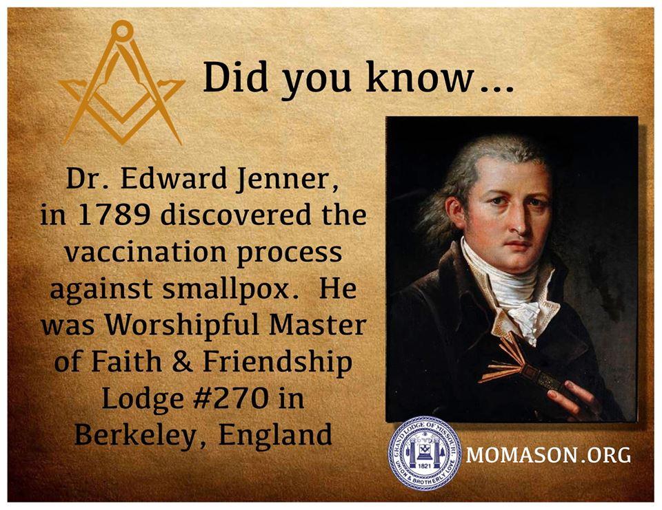 Dr Jenner & Smallpox