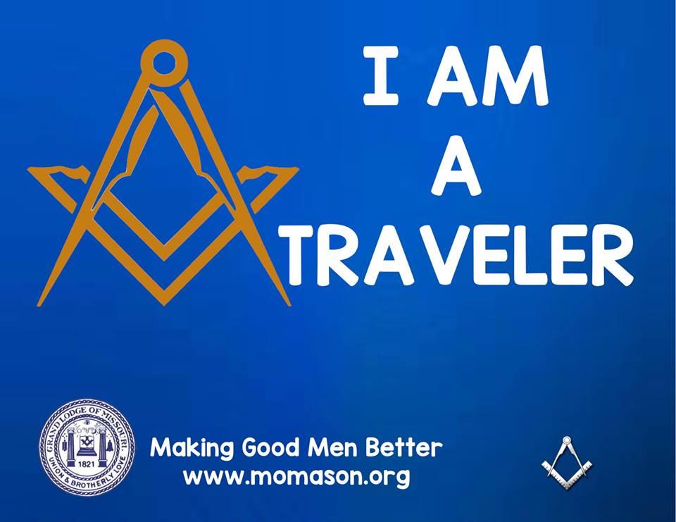 I Am a Traveller