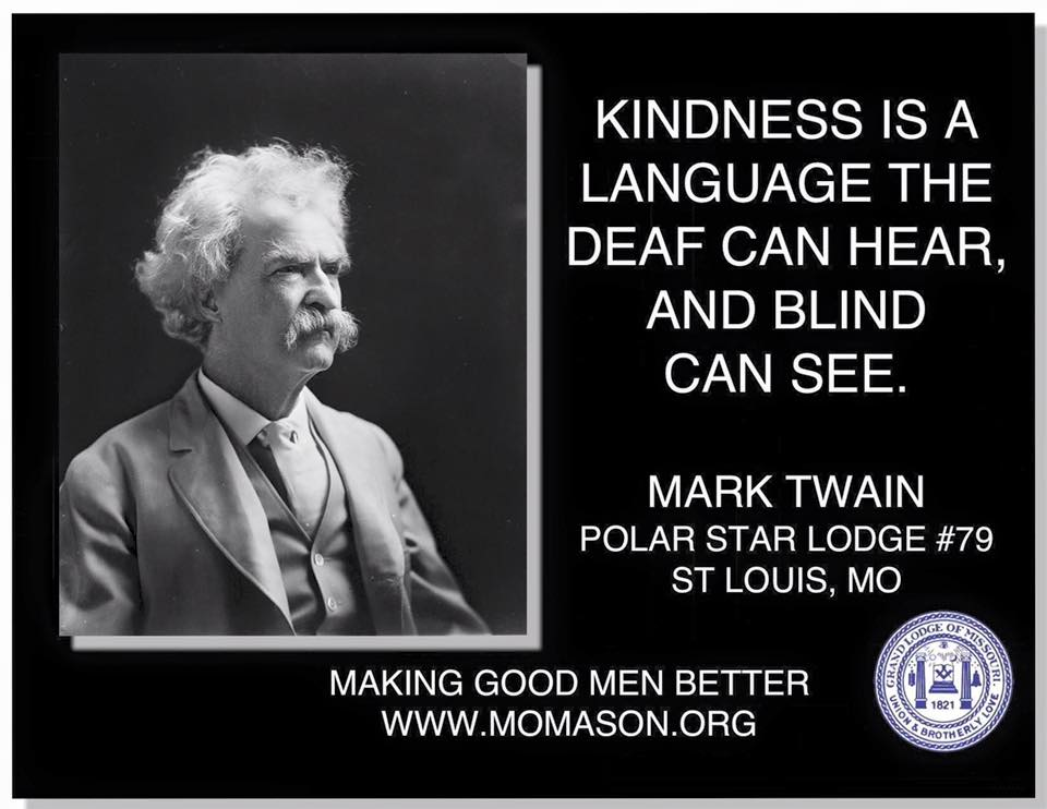 Mark Twain Language