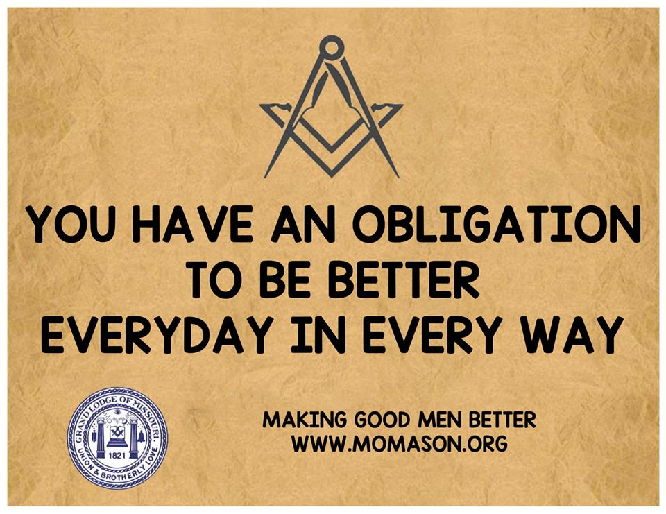 Obligation to be Better